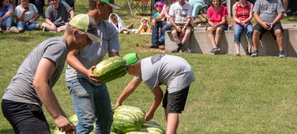 Cave City Watermelon Growers Games